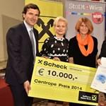 10 ezer eurós díjat nyert Katona Ágnes Bécsben