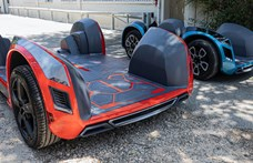 Univerzális, gördeszkaszerű platformra építhetne bármelyik cég elektromos autókat