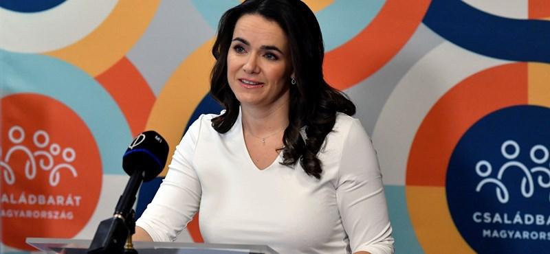 Novák Katalin: Több mint duplájára nő az árvaellátás minimuma