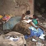 Indiában hal meg a legtöbb csecsemő