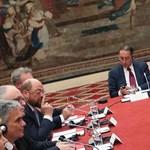 Orbánékat a köztévében osztotta ki Gianni Pittella