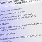 Microsoft - erős negyedév, még mindig a Windows hozza a legtöbb bevételt