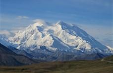 Egy kanadai férfi megmászta Észak-Amerika legmagasabb hegyét - a lépcsőházában