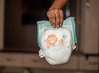 Akár kupak is készülhet a használt pelenkákból
