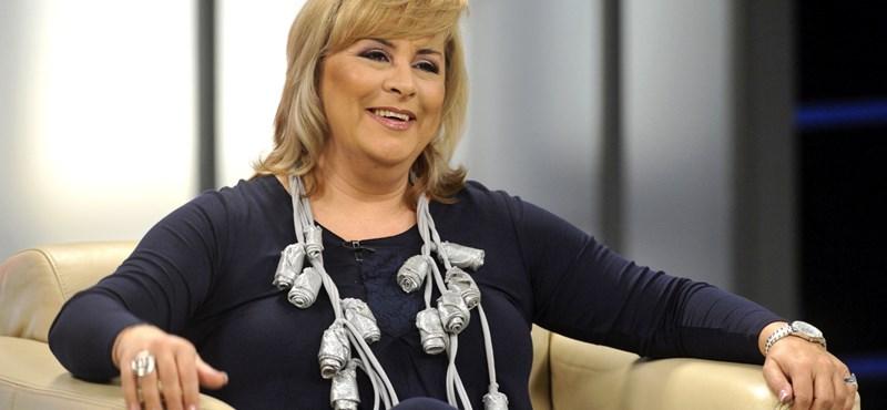 Szulák Andrea visszavonul a televíziózástól
