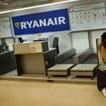 Minden idők legnagyobb sztrájkját hirdette meg péntekre a Ryanair