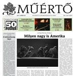 Megjelent a Műértő márciusi lapszáma