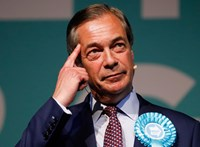 Tízéves Brexit-hívő kisfiú írt Nigel Farage-nak, kételkednek a twitterezők
