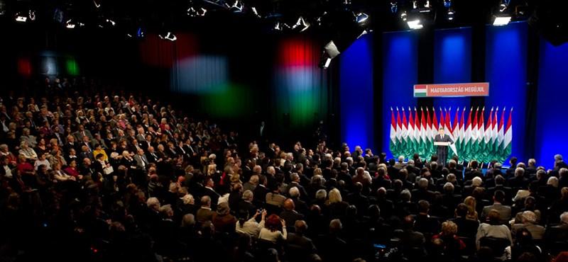 """Elemzők értékelték Orbán beszédét: """"konkrétumok nélkül"""""""