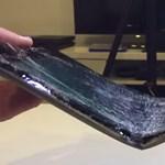 Kínos: bendgate botrányba keveredhet az iPad Air 2 is?
