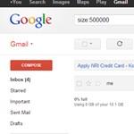 Egy titkos Gmail-funkció: levélszűrés méret alapján