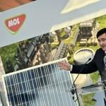 Elektromos autók, napelemparkok – Musk babérjaira tör a Mol?