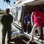 Először tért haza Malala Juszufzai azóta, hogy meglőtték