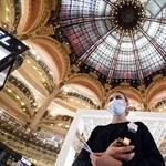 Egymilliárd eurót veszített a Galeries Lafayette a koronavírus miatt