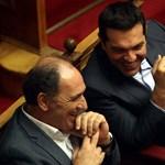 Magukra találtak a görögök, újra nő a GDP Ciprasz szerint
