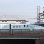 Ez nem a MÁV: 400 km/h-val repeszthet az új japán csúcsvonat