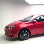 Itt az új Toyota Corolla