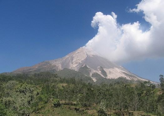 Merapi-hegy