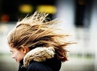 Viharos széllel érkezik a hidegfront