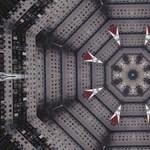 Hipnotikus videó: így még biztosan nem látta a miskolci panelrengeteget