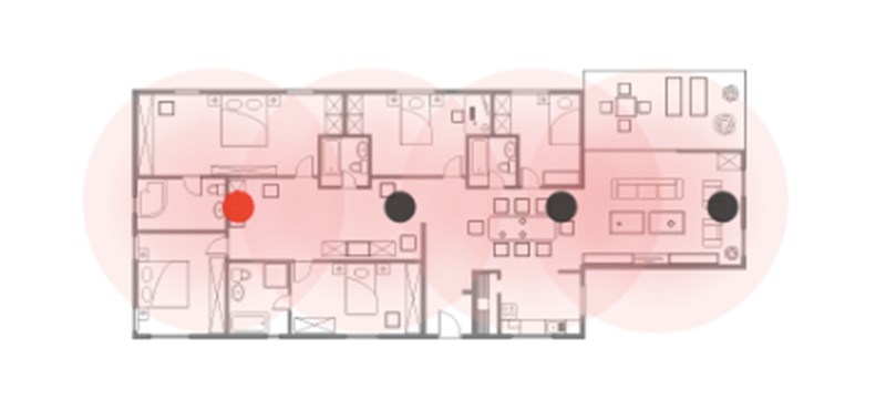 Super WiFi szolgálatást indít a Vodafone, azt ígéri, ezzel a lakás minden pontján lesz wifi