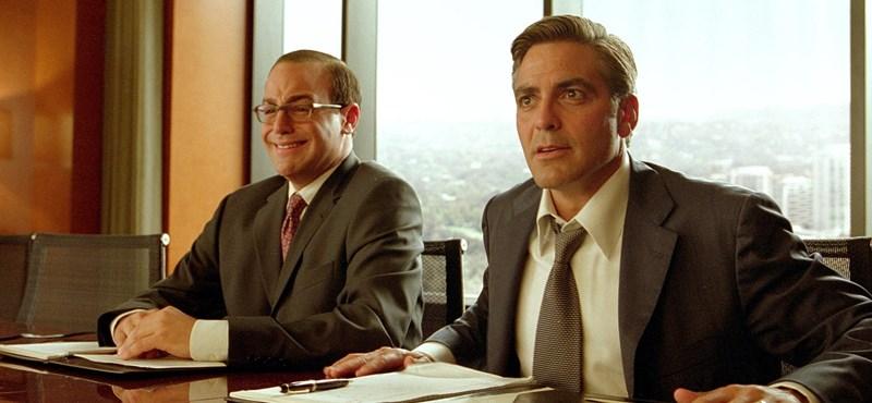 George Clooney nyugdíjba megy: úgy érzi, megöregedett