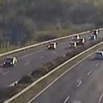 Segíteni indult szembe a forgalommal egy autós az M3-ason, szigorú büntetést kaphat
