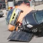 Ezzel a szörnyeteggel pusztítják az autókat az új Transformersben – videó