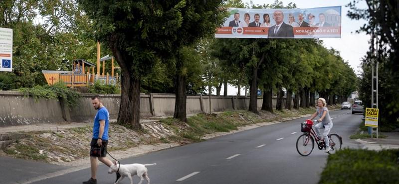 Valaki kipakolta Mohács expolgármesterének irodáját, feljelentést tettek