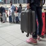 Kitálalt a reptéri rakodó, hogyan fosztják ki a csomagokat