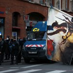 Tüntetők és a rendőrök csaptak össze Franciaországban, többeket letartóztattak