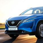 Megérkezett a teljesen új Nissan Qashqai