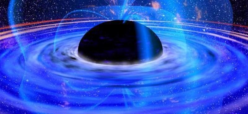 Kozmikus karambol miatt alakulhattak ki a szupermasszív fekete lyukak