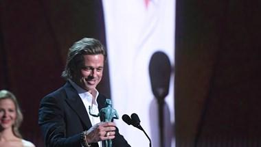 Brad Pitt és Jennifer Aniston végre egymásra talált