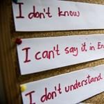 Valami nagyon nincs rendben az iskolai nyelvórákon, itt vannak az országos felmérés eredményei
