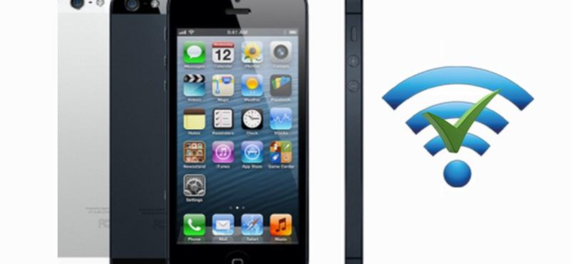 Ön is iPhone 5-öt használ? Beperelték a felhasználók az Apple-t