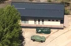 Nyomozni kezdett a rendőrség, miután az Átlátszó drónnal repült Mészáros birtoka fölé