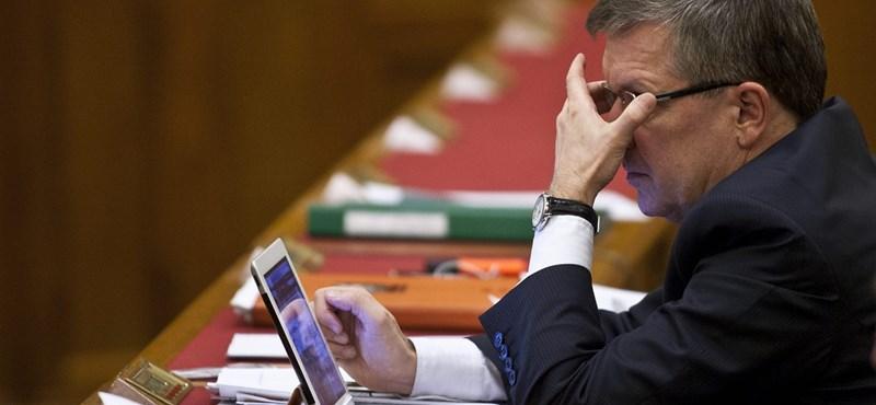 """""""Hazug és tisztességtelen a HVG kampánya a nemzetgazdasági miniszter ellen"""""""