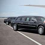 20 centiméter vastag ajtók Donald Trump új elnöki autóján