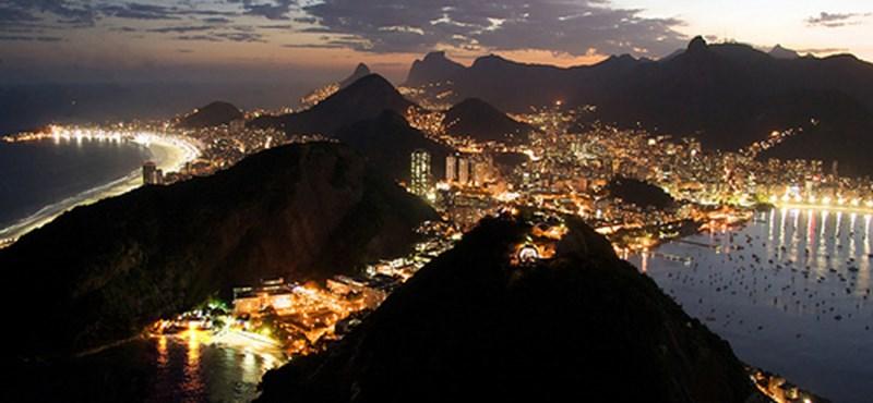 Rio megnyitná nyomornegyedeit a turisták előtt