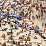 47,3 fokban izzadnak Sydney lakói