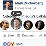 Így is lájkolhat a Facebookon: Harry Potter, Messi és Beyoncé arcai is használhatók