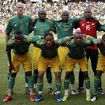 A dél-afrikai válogatott vb-kerete