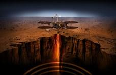 Több száz Mars-rengést észlelt az InSight űrszonda, és már azt is tudni, mi okozta őket