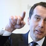 Hirtelen elunta a politikát a volt osztrák kancellár