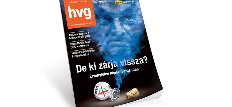 HVG: A bukás