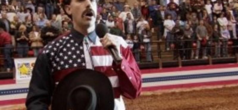 Borat-botrány után: a himnuszt gyakoroltatják a kazah sportolókkal