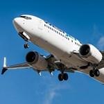 Kigyulladt egy ukrán 737-es egyik futóműve Egyiptomban