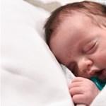 Kétszer született meg egy amerikai kislány