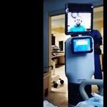 Robotot küldött maga helyett az orvos, hogy tudassa a betegével: a páciens haldoklik